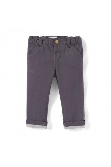 Pantaloni La Redoute Collections LRD-GDM290 gri