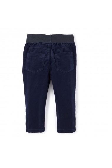 Pantaloni La Redoute Collections GDM735 bleumarin