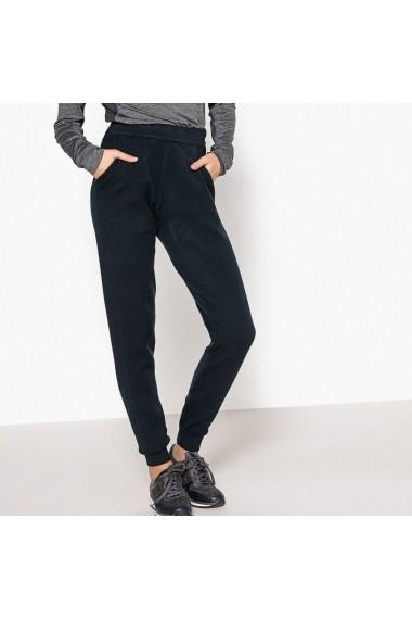 Pantaloni sport La Redoute Collections GDO891 albastru
