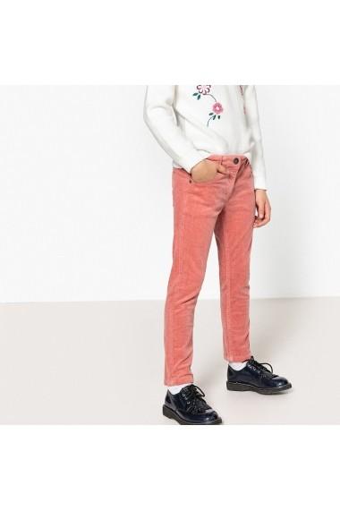 Pantaloni skinny La Redoute Collections GDP028 roz