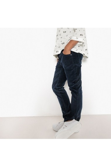 Pantaloni La Redoute Collections GDP028 albastru