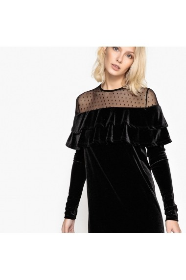 Rochie La Redoute Collections GDP479 neagra - els