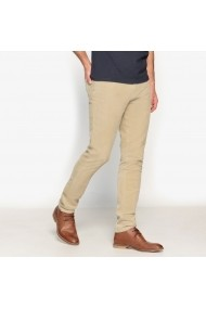 Pantaloni La Redoute Collections GDQ893 bej - els