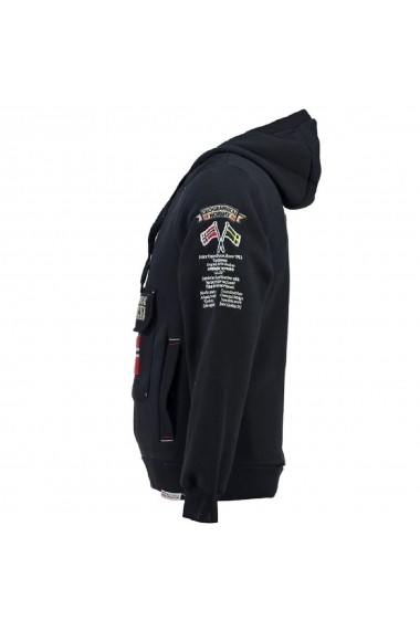 Hanorac Geographical Norway GDR715 bleumarin
