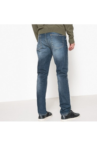 Jeans La Redoute Collections GDS434 albastru - els