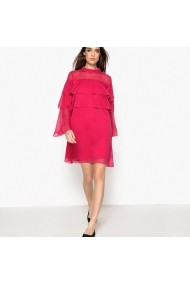 Rochie La Redoute Collections GDT712 fuchsia - els