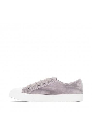 Pantofi sport La Redoute Collections GDV160 gri