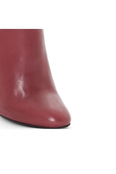 Botine La Redoute Collections GDV177 bordo Bordo - els