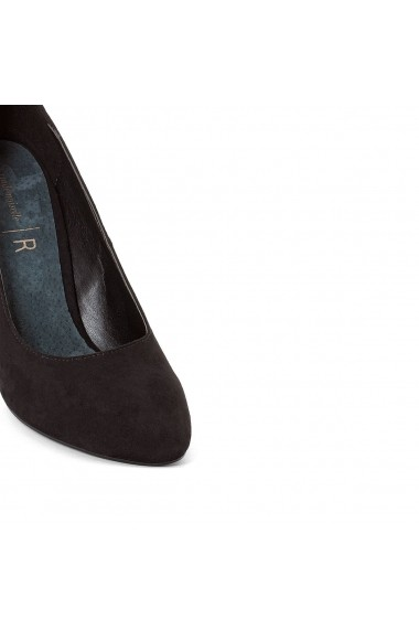 Pantofi cu toc MADEMOISELLE R GDV629 negru - els