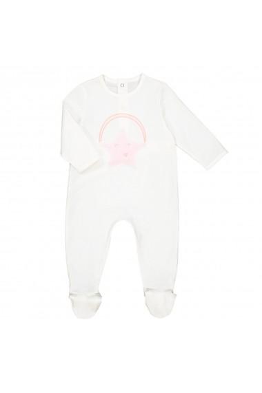 Pijama La Redoute Collections GDV745 ecru