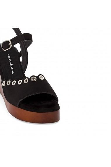 Sandale CASTALUNA GDW008 negru