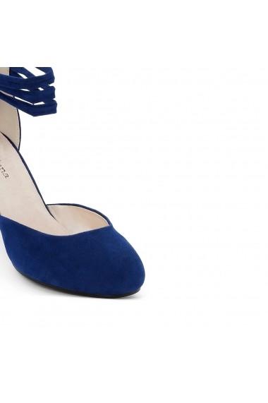 Pantofi cu toc CASTALUNA GDW039 Bleu Albastru - els
