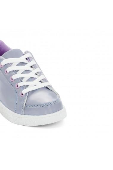 Pantofi sport La Redoute Collections GDW089_Argente Argintiu - els