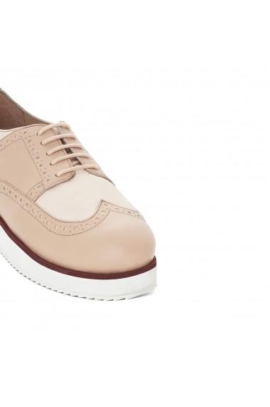Pantofi CASTALUNA GDW361 bej