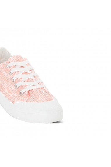 Pantofi sport La Redoute Collections GDW420 corai