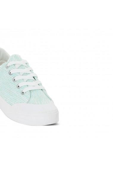 Pantofi sport La Redoute Collections GDW420 verde