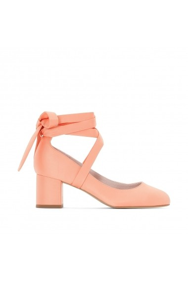 Pantofi cu toc MADEMOISELLE R GDW421 roz