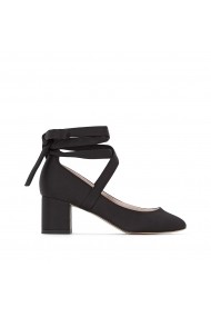 Pantofi cu toc MADEMOISELLE R GDW421 negru