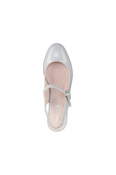 Pantofi cu toc MADEMOISELLE R GDW552 gri