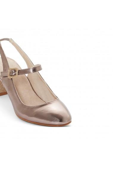 Pantofi cu toc MADEMOISELLE R GDW554 auriu