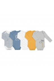 Set 5 bodyuri La Redoute Collections GDW605 multicolor