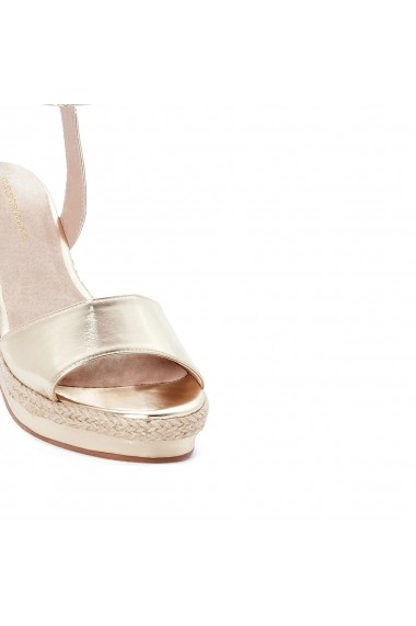 Sandale CASTALUNA GDW866 auriu - els