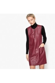 Rochie La Redoute Collections GDW875_Bordeaux Bordo