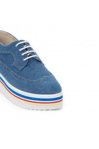 Pantofi La Redoute Collections GDW914 albastru