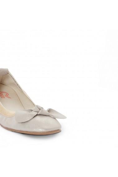 Pantofi La Redoute Collections GDX215 auriu - els