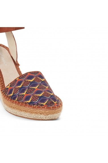 Pantofi cu toc CASTALUNA GDX357 maro