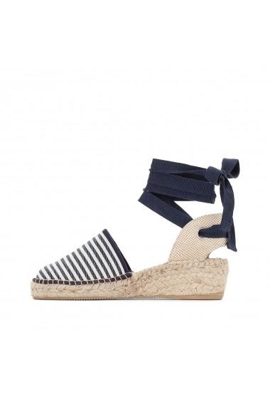 Sandale cu toc ANNE WEYBURN GDX476 bleumarin Bleumarin