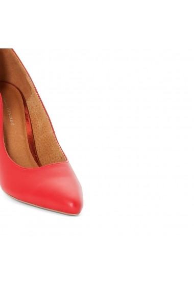 Pantofi cu toc ANNE WEYBURN GDX640 rosu
