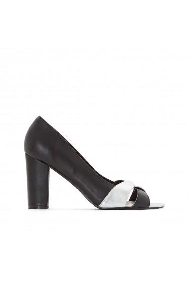 Pantofi cu toc CASTALUNA GDX749 negru