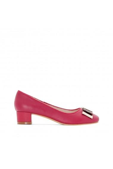Pantofi cu toc ANNE WEYBURN GDX798 fuchsia