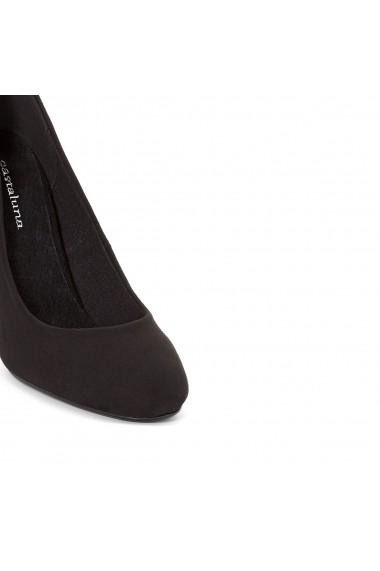 Pantofi cu toc CASTALUNA GDX801 negru