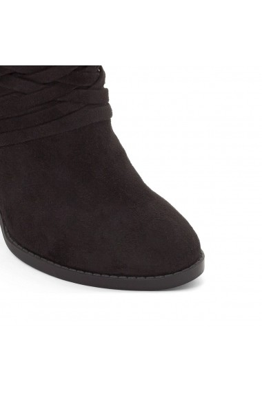 Botine La Redoute Collections LRD-GDX852 negru