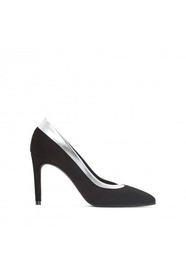 Pantofi cu toc MADEMOISELLE R GDX918 negru
