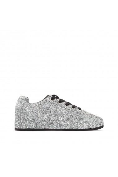 Pantofi sport La Redoute Collections GDX933 argintiu