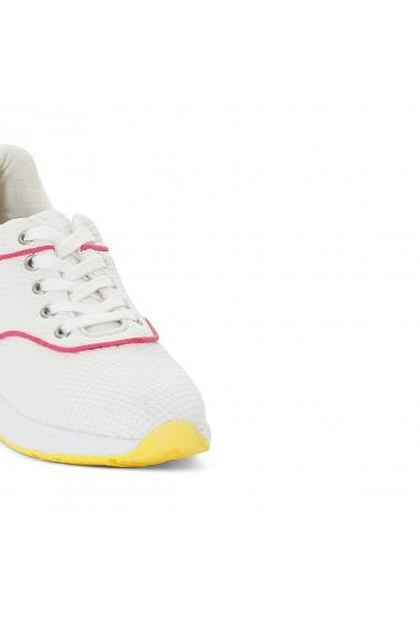 Pantofi sport La Redoute Collections GDX980 alb