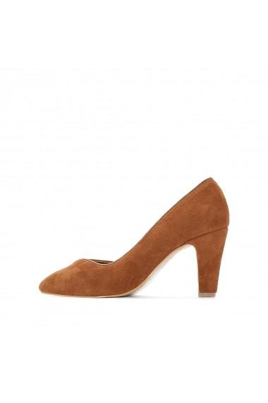 Pantofi cu toc CASTALUNA GDY041 maro - els