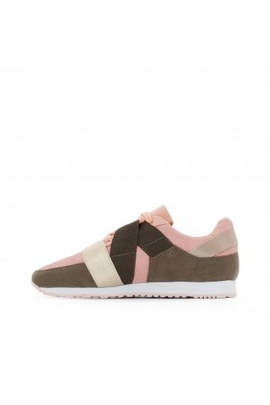 Pantofi sport La Redoute Collections GDY111 kaki - els