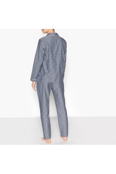 Pijama La Redoute Collections GDY158 albastru
