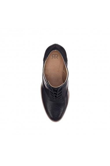 Pantofi La Redoute Collections GDY287 negru