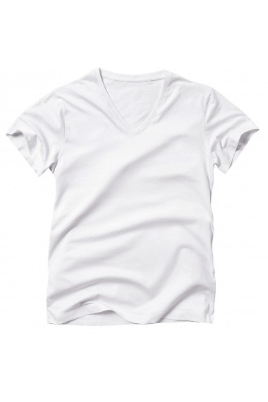 Tricou La Redoute Collections GDY309 alb