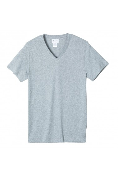 Tricou La Redoute Collections GDY309 gri - els
