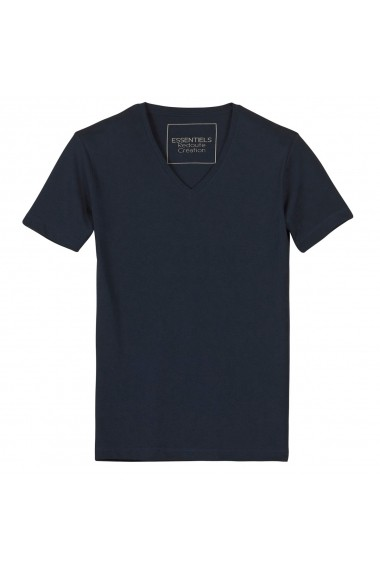 Tricou La Redoute Collections GDY309 bleumarin - els