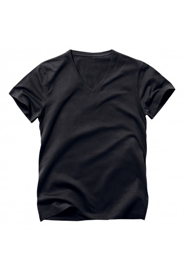 Tricou La Redoute Collections GDY309 negru