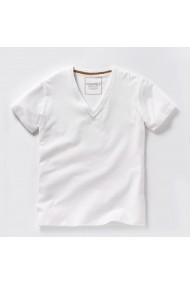 Tricou La Redoute Collections GDY317 alb