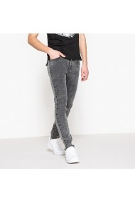 Jeans La Redoute Collections GDY352 gri - els