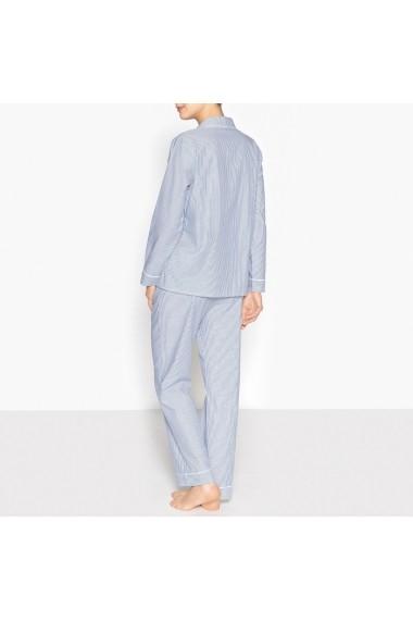 Pijama La Redoute Collections GDY396 albastru